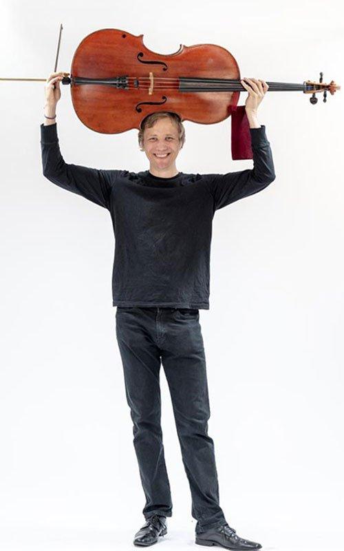 Chris Allan Cello for Orchestra of the Swan