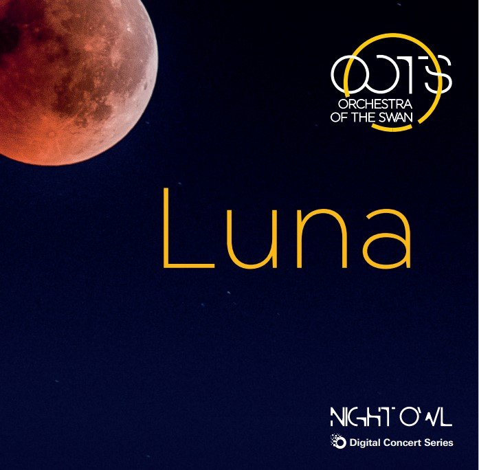 Luna digital concert
