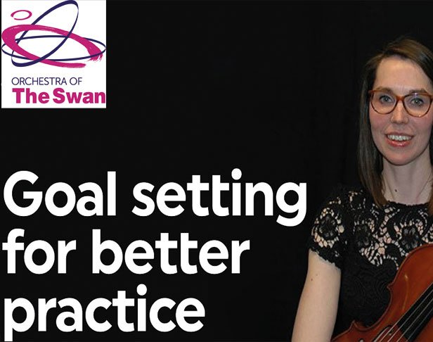 Educational videos from the Swan Players