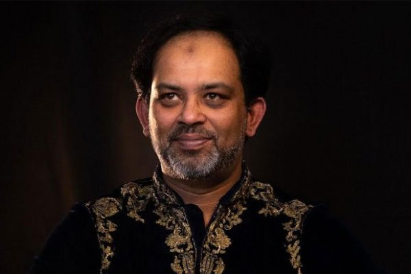 Shahbaz Hussain plays Polyphasic for orchestra of the swan